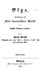 Olga: Von Paula Herbst, Band 2