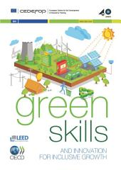 Green skills and innovation for inclusive growth