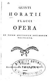 Opera ad fidem editionum optimarum castigata