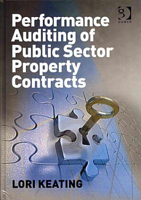 Performance Auditing of Public Sector Property Contracts PDF