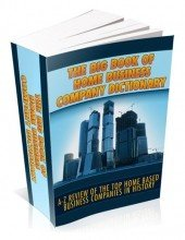 The Big Book Of Home Business Company Directory