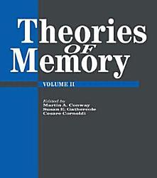 Theories of Memory PDF