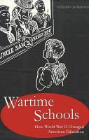 Wartime Schools PDF