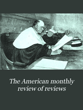 The American Monthly Review of Reviews: Volume 20