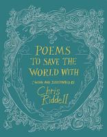 Poems to Save the World With PDF