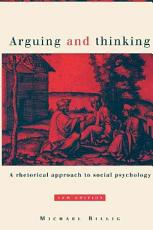 Arguing and Thinking PDF
