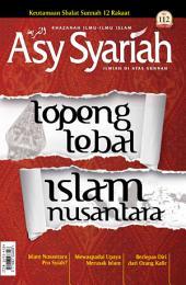 Majalah Asy-Syariah edisi 112: Topeng Tebal Islam Nusantara