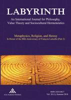 Metaphysics  Religion  and Heresy PDF