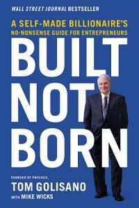 Built  Not Born Book