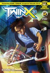 TwinX #3 - Memburu Klon Sendiri