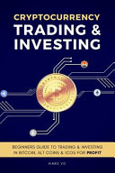 Cryptocurrency Trading   Investing PDF