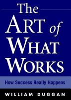 The Art of What Works PDF