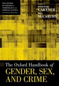 The Oxford Handbook of Gender  Sex  and Crime PDF