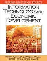 Information Technology and Economic Development PDF