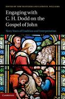 Engaging with C  H  Dodd on the Gospel of John PDF