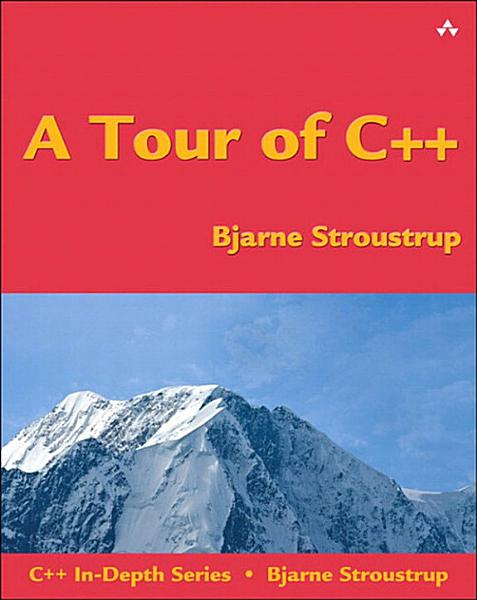 Download A Tour of C   Book