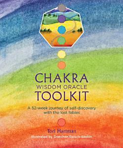 Chakra Wisdom Oracle Toolkit Book