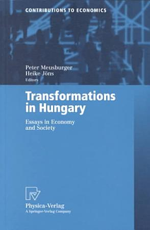 Transformations in Hungary PDF
