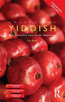 Colloquial Yiddish  eBook And MP3 Pack  PDF