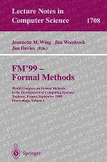 FM'99 - Formal Methods