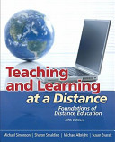 Teaching And Learning At A Distance Book PDF