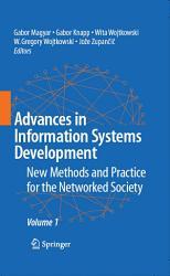 Advances In Information Systems Development Book PDF