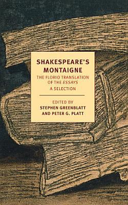 Shakespeare s Montaigne