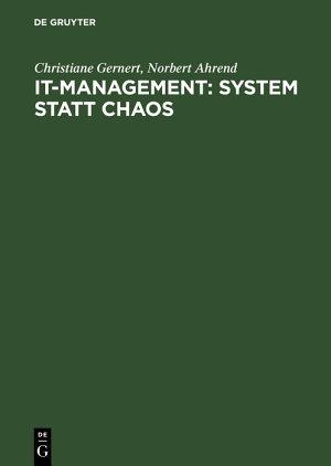 IT Management  System statt Chaos PDF