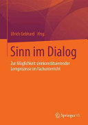 Sinn im Dialog PDF