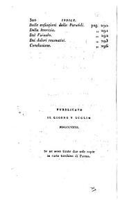 Storia naturale e medica dell' isola di Corfu'.