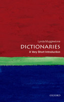 Dictionaries  A Very Short Introduction PDF
