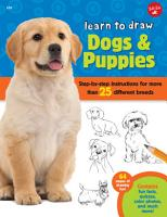 Learn to Draw Dogs   Puppies PDF