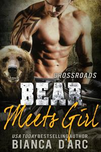 Bear Meets Girl Book