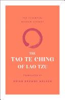The Tao Te Ching of Lao Tzu PDF