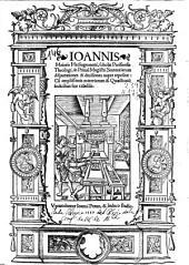 Ioannis Maioris Hadingtoniani ... in Primu[m] Magistri Sententiarum disputationes [et] decisiones nuper repositae: cu[m] amplissimis materiarum [et] quaestionu[m] indicibus seu tabellis