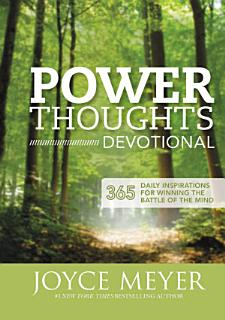 Power Thoughts Devotional Book