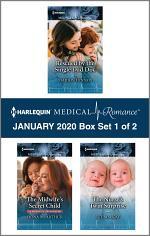 Harlequin Medical Romance January 2020 - Box Set 1 of 2