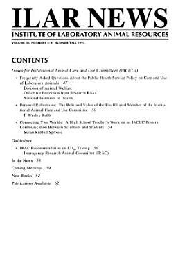 ILAR News PDF
