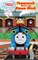 Thomas   Friends  Teamwork Makes the Steam Work
