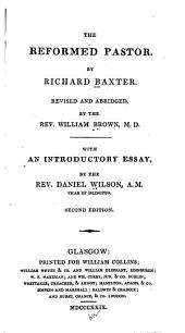 The Reformed Pastor by R. Baxter