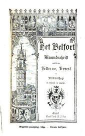 Het Belfort: Volume 9