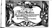 Trincier oder Vorleg Büchlein: Wie man allerhand Speisen, nach Italiänischer Art, anschneiden Vnd auff der Gabel Zierlich Zerlegen soll