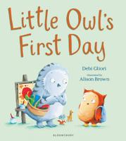 Little Owl   s First Day PDF