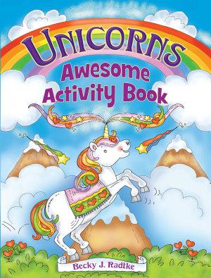 Unicorns Awesome Activity Book
