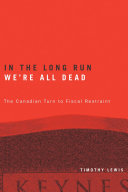 In the Long Run We're All Dead