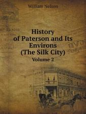 History of Paterson and Its Environs