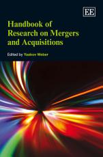 Handbook of Research on Mergers and Acquisitions PDF