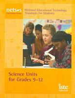 Science Units for Grades 9 12 PDF