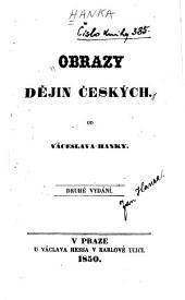 Obrazy dějin českých