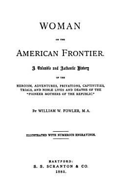 WOMAN ON THE AMERICAN FRONTIER PDF